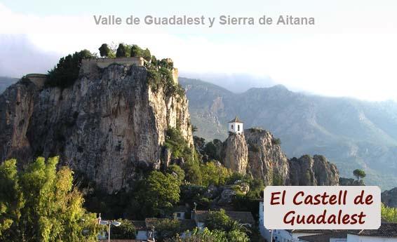 Rural guadalest castell de guadalest castillo de guadalest - Casa rural guadalest ...
